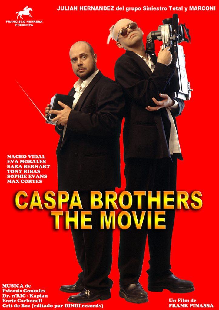 CASPA BROTHERS GUIA BAJA
